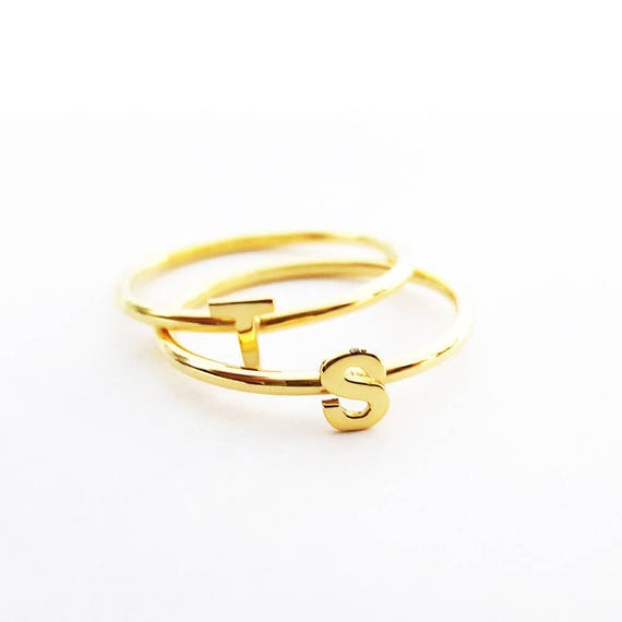 Stackable Initial Rings Australia