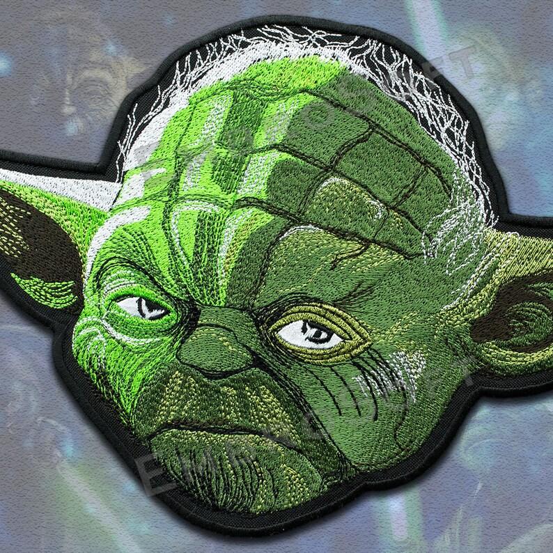 Yoda Dessin Simple