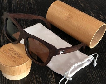 Polarized Sunglasses, Laser engraved as Sorority or Fraternity Pledge Gift, Birthday Party Favor, Personalized Party Favor, Event Gifts
