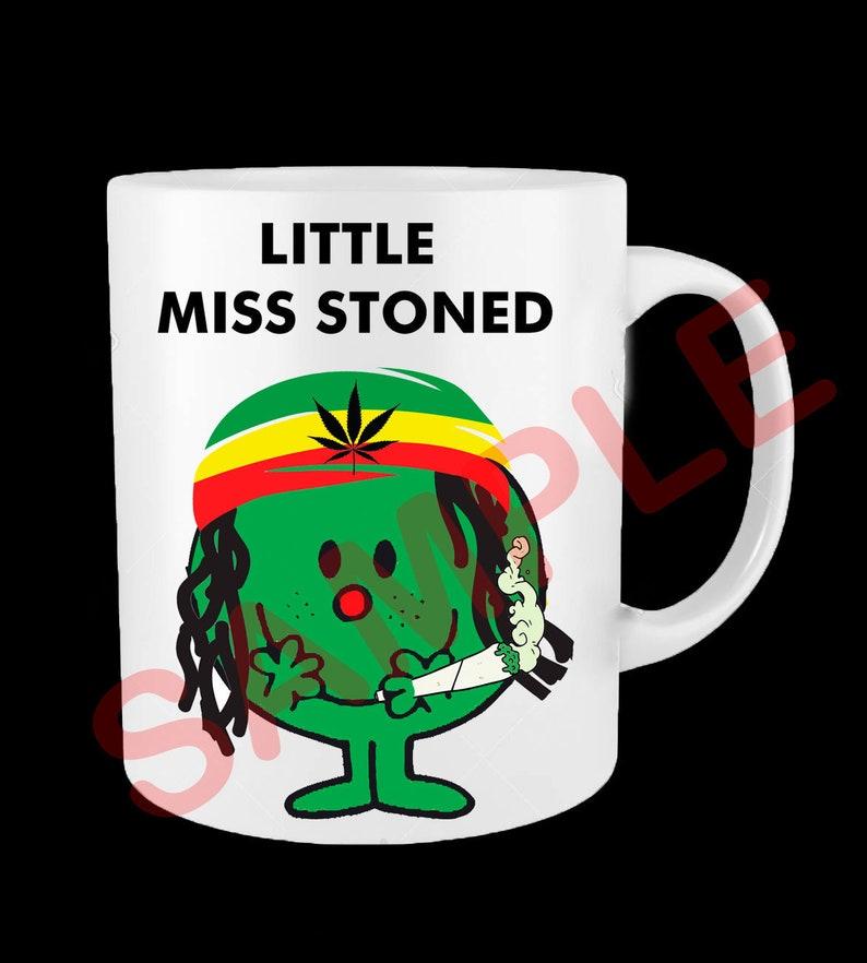 Little Miss Stoned Mug