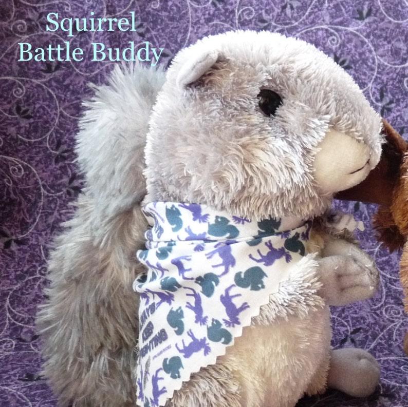 Squirrel Battle Buddy  Jensen Ackles Dean Winchester image 0
