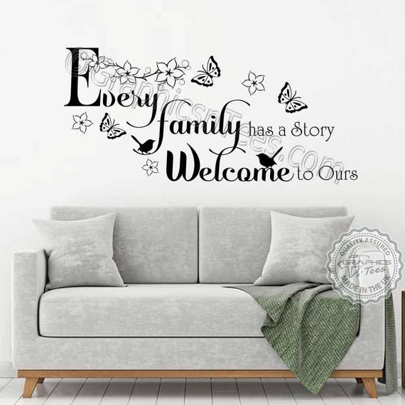 every family has a story welcome to ours inspirational family