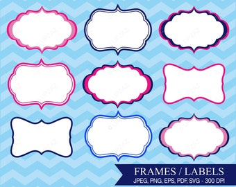 Frame Clip Art, Vector Graphics, Digital Images - UZ619