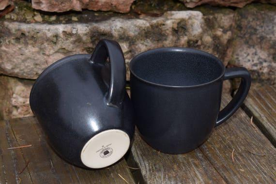 Hoganas Keramik Set 2 Schwedische Jahrgang Stengods Steinzeug. | Etsy
