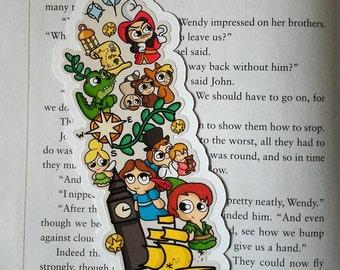 Peter Bit Traditional Bookmark / BT330
