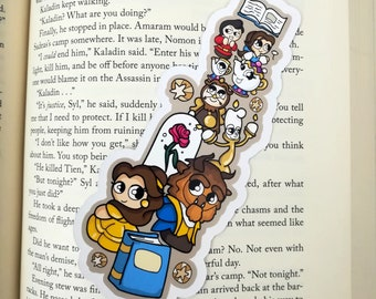 Beauty and the Bit Traditional Bookmark / BT381