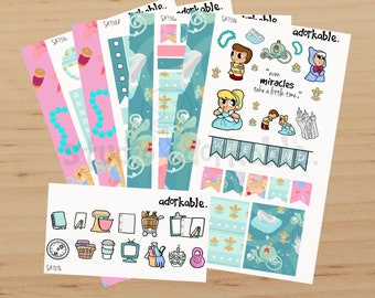 Faith in Your Dreams Mini Planner Sticker Kit / SK730