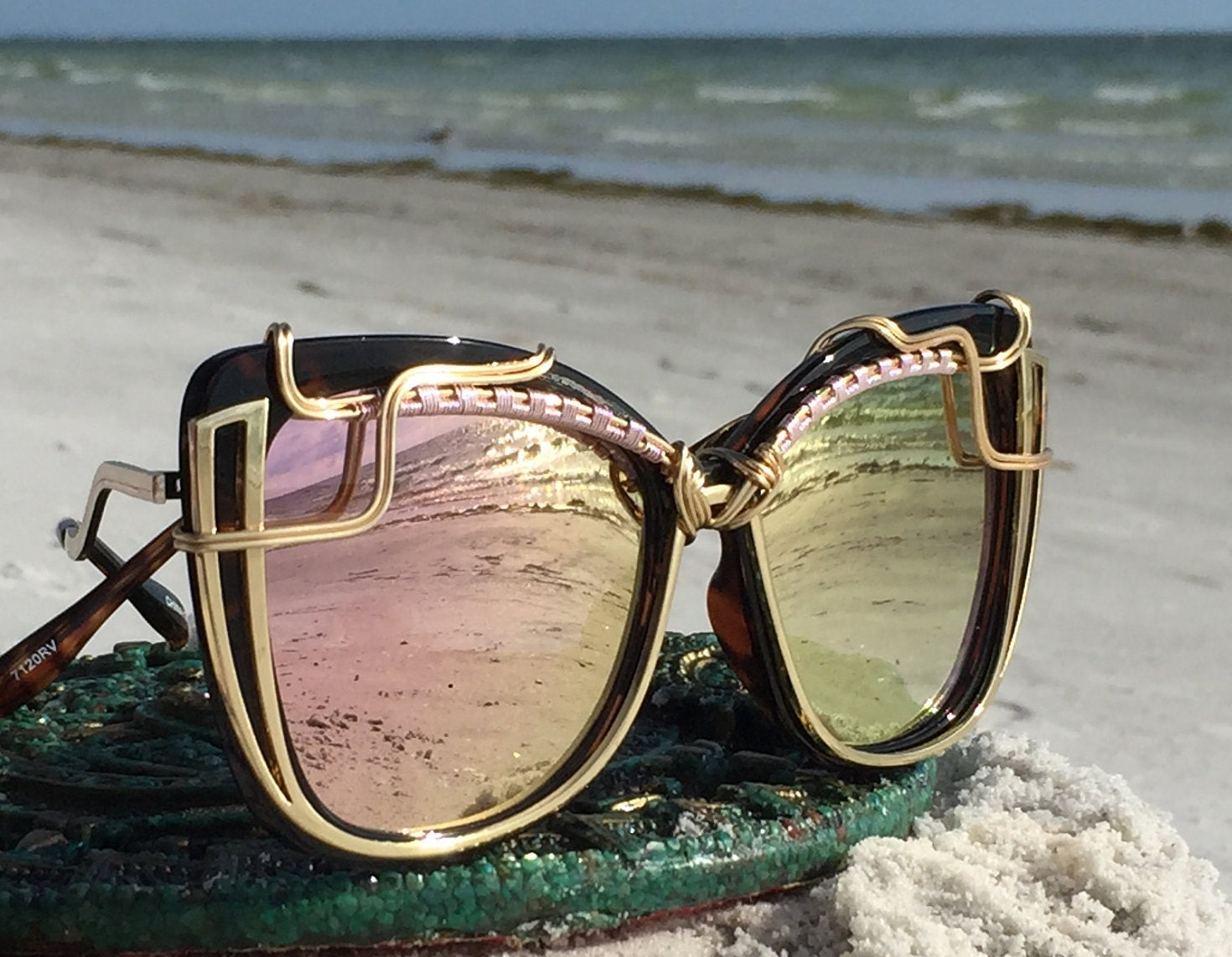 to wear - Chic Bohemian sunglasses for summer video
