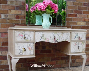 Dressing Table, Painted and Designed - made to order