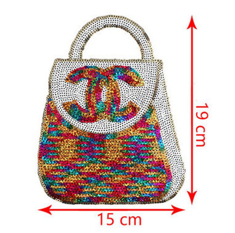 1fd957f1d255e BUY 3 GET 1 FREE bag patch Applique Embroidery Designs Applique Patches  backpack Sew on patch Sequin patch Supplies for jacket P1293