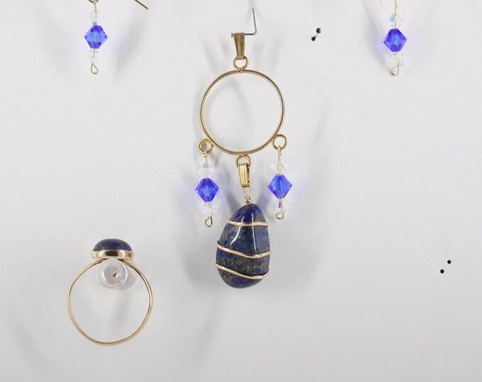 Lapis Lazuli - Ring, Pendant or Set