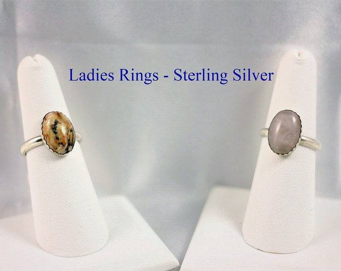 Ladies Rings - 10x14 mm