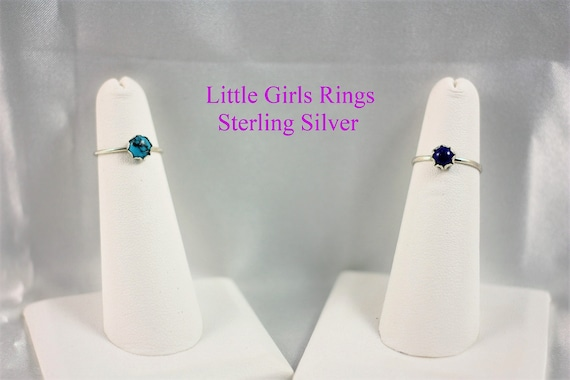Little Girls Rings - Style 1