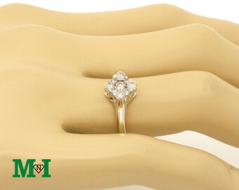 Engagement Ring,Engagement Diamond ring,14K Solid Gold Diamond Ring,Diamond Promise Ring, Bridal Rings,Wedding Rings,14k gold diamond bands