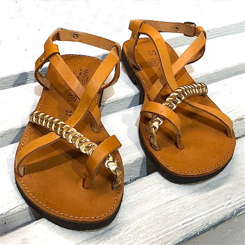 98506e657eed Sandals Erato Greek sandals ancient greek sandals handmade