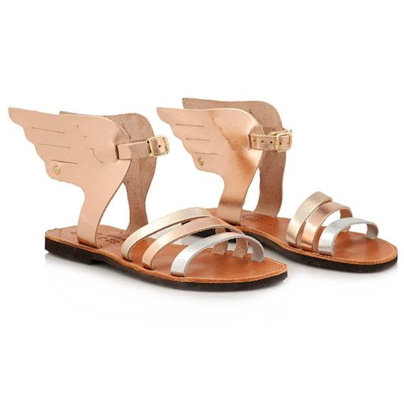 acquisto autentico nuovo stile selezione migliore Hermes Sandali, sandali greci, greci antichi Sandali, sandali fatti a mano,  pelle sandali, sandali, Sandali donna, regali