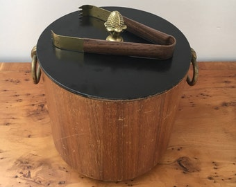 Mid century Thermos® ice bucket