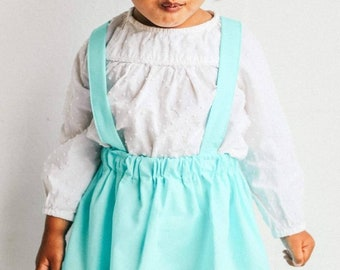 Skirts Blouses Outfits 5 Greek Doll Blue /& White Cheerleader Dresses Clothes