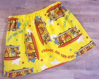 67c2b00dd7 Daniel Tiger Trolley Skirt