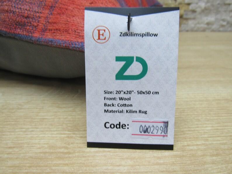 turkish pillow  home decor pillow  turkish pillow  20x20 handwoven pillow  sofa pillow  decorative pillow  rustic pillow  code 2990