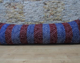 very rare kilim pillow 16x48 home decor pillow lumbar bohemian pillow aztec pillow decorative bedding pillow 16x48 hand made pillow code 056