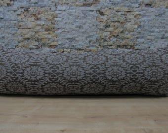 handmade kilim pillow cushion 16x48 turkish organic cotton pillow tribal pillow home decor aztec pillow ethnic pillow kelim Lumbar code 054