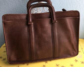 022cc91514 Vintage Coach Briefcase