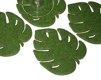 Leaf Coaster Etsy
