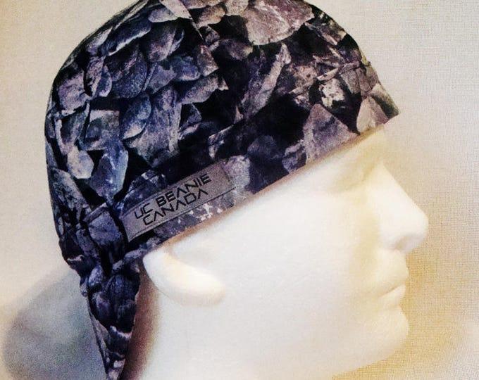 65cd9b5a082 Rocks welders cap hard hat liner beanie skull cap construction tradesman  gasfitter biker