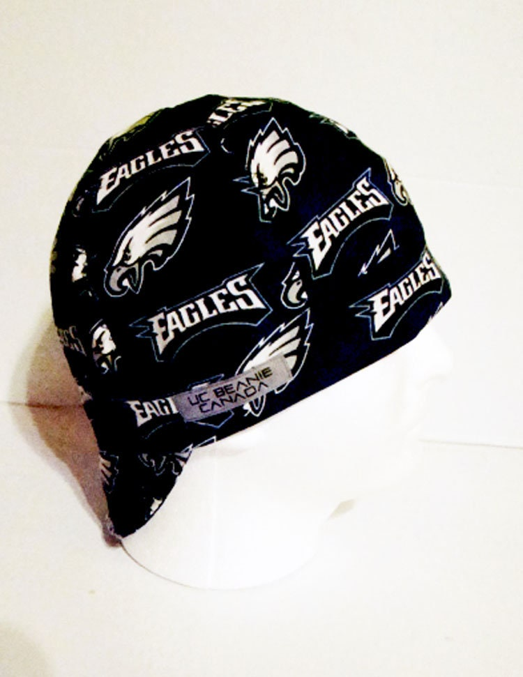 6e8f13ef Philadelphia Eagles NFL welders cap hard hat liner beanie skull cap ...