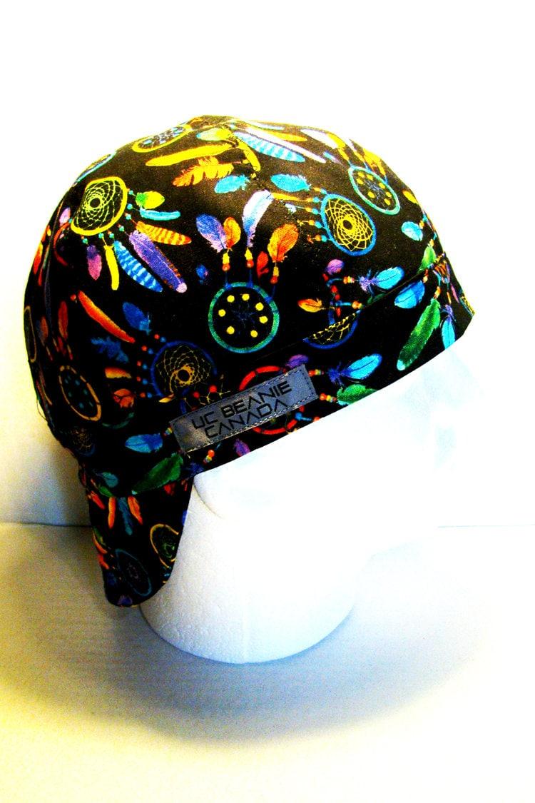 Dream Catcher welders cap hard hat liner beanie skull cap