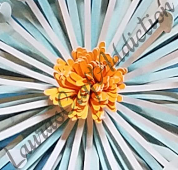 Giant paper leaves cut files flower centers paper leaves etsy image 0 mightylinksfo