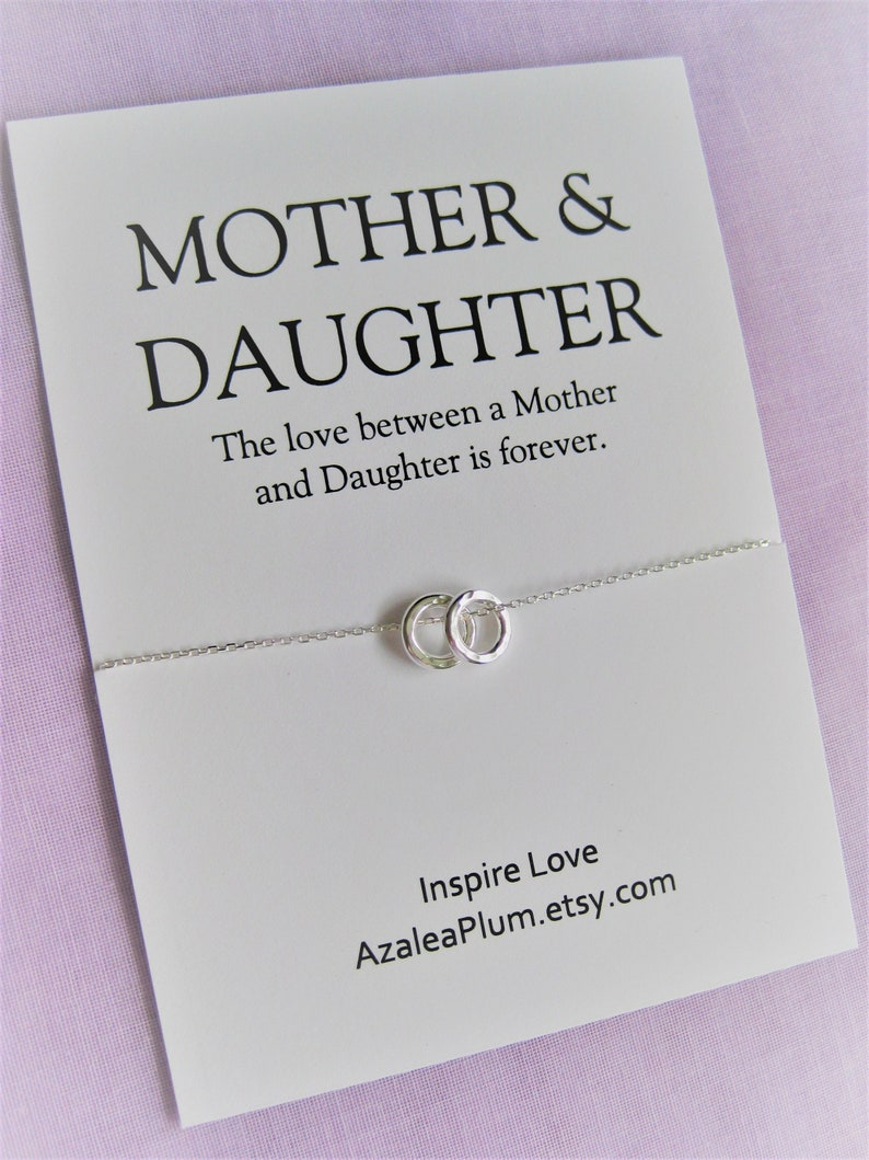 Mom Gift Necklace Birthday 60th