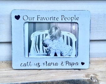 Nana Papa Quote Etsy