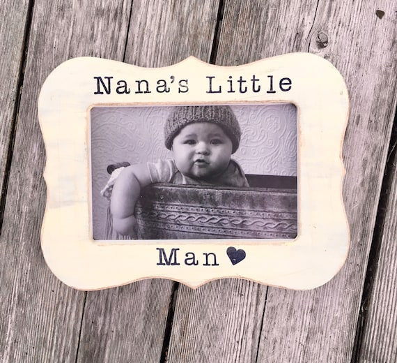 Nana Frame Nana And Me Grandma Birthday Gifts Grandmother Etsy