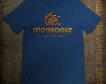 89b89be163 Mongoose BMX Vintage T-Shirt