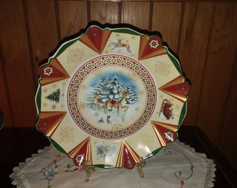 Villeroy and Boch Christmas Bowl