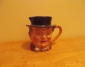 Beswick Mr. Pickwick Creamer #1119 England 1920-1930