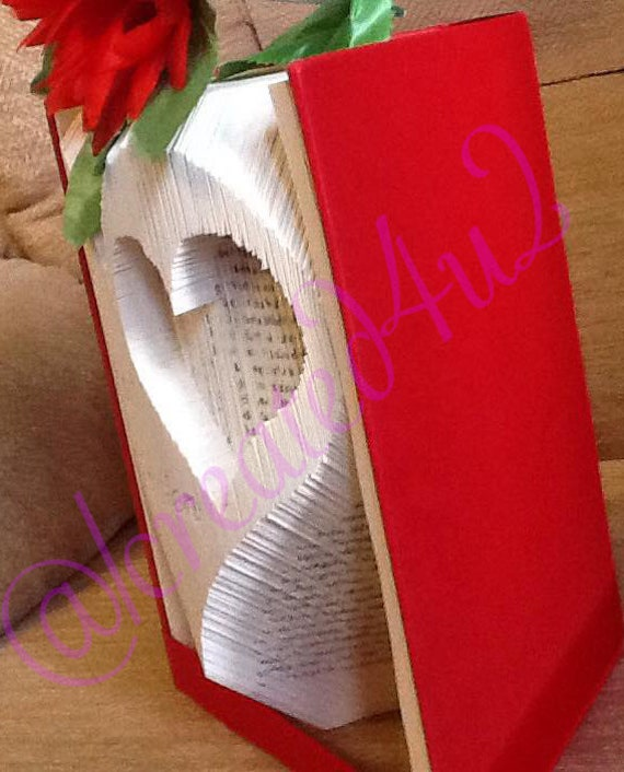 Combi Fold Cut & Fold Combi Book Folding Pattern GONE But Not FORGOTTON In Heart 569 Pages With Instructions Unique Gift **Instant Download** 24ae3a