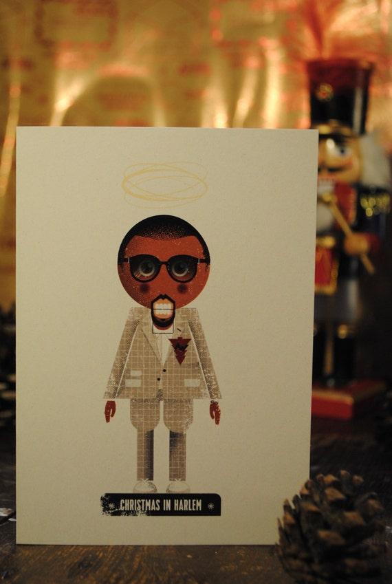 Christmas In Harlem Kanye West Nutcracker Rockers Christmas | Etsy
