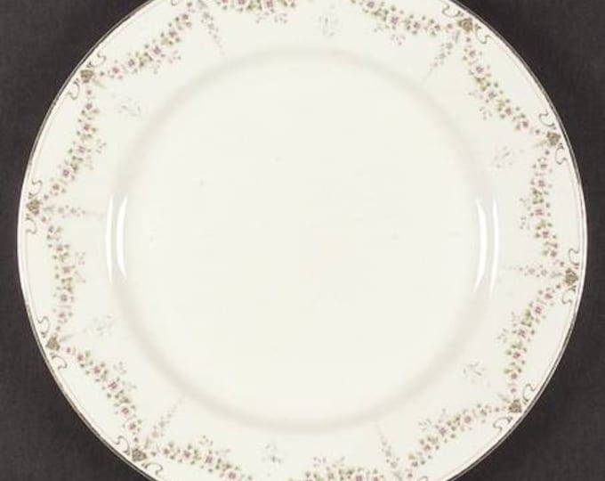 MIKASA - Dinner Plate - Petite Fleur ( Cathy Hardwick) - Japan - EXCELLENT CONDITION, never used