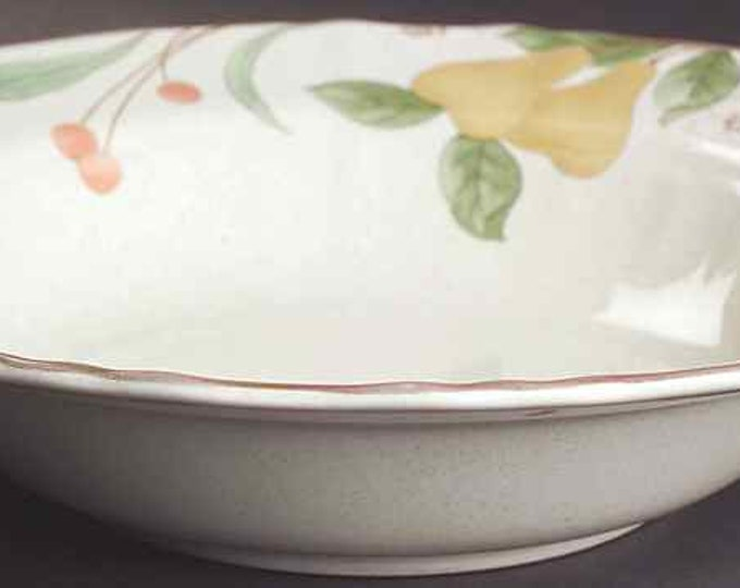 MIKASA - Serving Bowl - Fruit Panorama Pattern