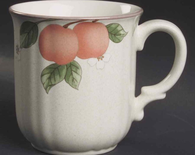 MIKASA - Coffee/Tea Mug - Fruit Panorama Pattern
