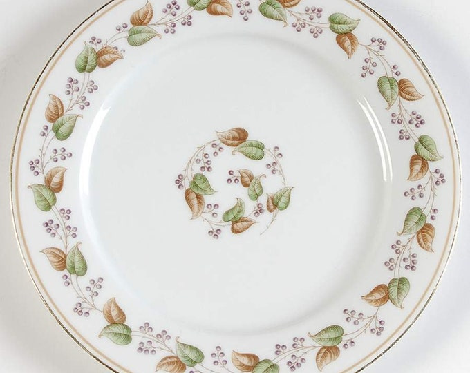 "NORITAKE - Dinner Plate - 10 1/2"" - Cordova Pattern - Japan - circa 1951 to 1955"