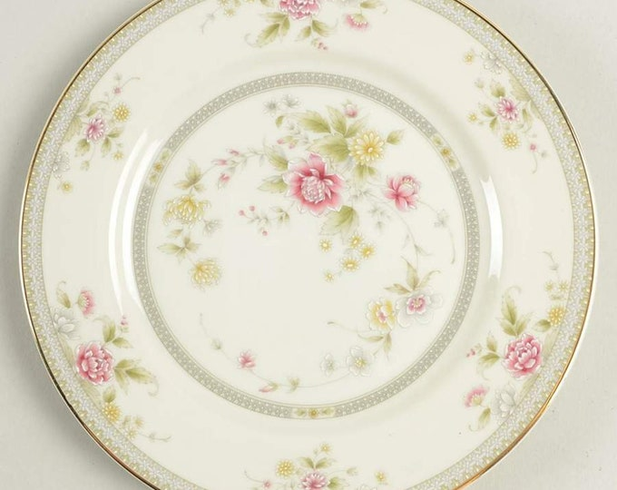 MIKASA - Salad Plate - Devonshire (Grande Ivory) - Japan - EXCELLENT CONDITION, never used