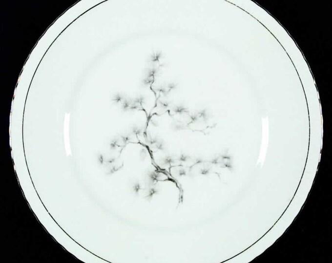 GOLD CHINA (Japan)  - Dinner Plate - Regal Pine Pattern - #4132