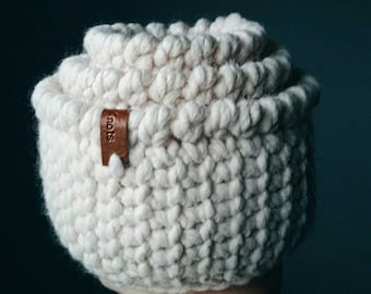 Crochet Basket Pattern, Crochet nesting basket pattern, Crochet PATTERN, Crochet Baskets, Nesting baskets, Small crochet baskets, digital