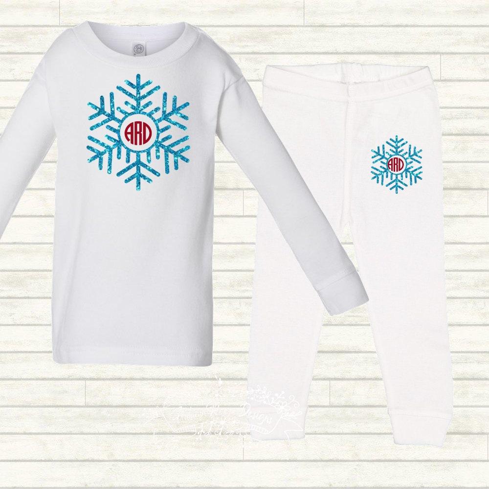 Infant Toddlers Family Christmas Pajama Sets PJs