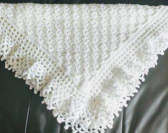 62078caee Christening shawl