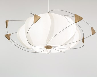 luminaire suspension luste design Volute